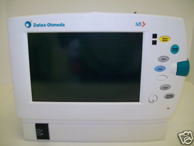 Used Datex/Ohmeda S5 Light - Used Agent Monitor For Sale